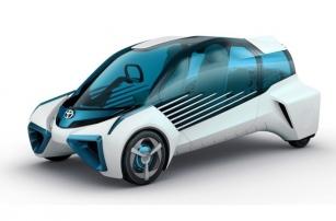 Toyota научит автомобили снабжать дома электричеством