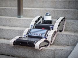 Transcend Robotics разрабатывает технологию 3D-печати для робототехники