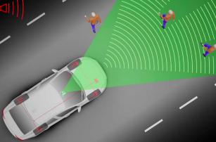 Тренды автомобильных технологий: велосипедисты и пешеходы в приоритете