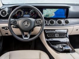 Цифровой автомобильный ключ от Mercedes – разработка Gemalto