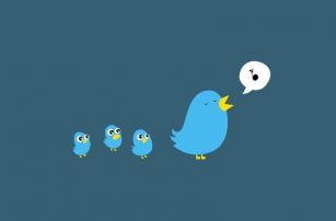 Twitter: доходы растут, количество пользователей – нет