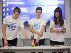 Украинские школьники экспериментируют с Интернетом вещей