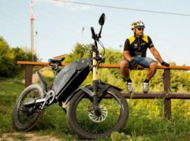Украинские стартаперы создали самый выносливый электробайк в мире