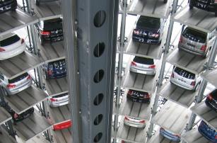 Умные парковки для умных автомобилей