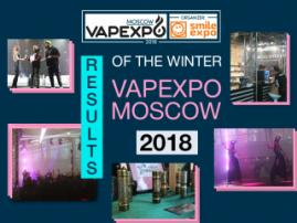 Under the infinity sign: results of eighth VAPEXPO Moscow