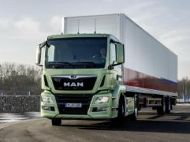 В 2017-м на дорогах появятся электрические грузовики