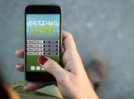 95% of UK football broadcasts contain gambling ads