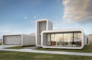 В Дубае будут строить дома при помощи 3D-печати
