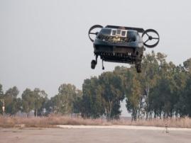 В Израиле успешно прошли испытания пассажирского беспилотника