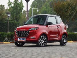 Zhidou D3 electric car presented in China