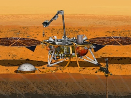 NASA settled a date of Mars mission
