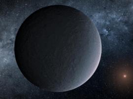 В NASA обнаружили планету, похожую на Землю