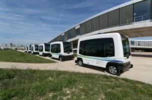 В Нидерландах на дороги выйдут беспилотные автобусы