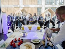 В Нидерландах заработал первый ресторан с 3D-печатной едой