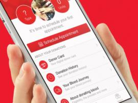 В России появилось первое приложение для доноров крови