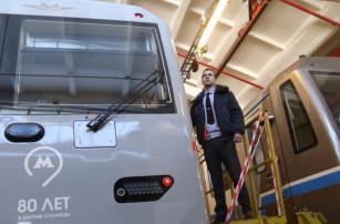 В российском метро появятся роботизированные поезда