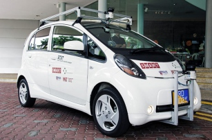 В Сингапуре появятся самоуправляемые такси