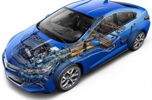 В следующем году Chevrolet Volt станет роботизированным