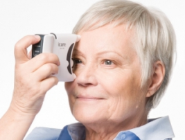 В США поступит в продажу мобильный тонометр для проверки внутриглазного давления