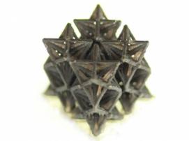 В США создана технология для 3D-печати структур, сжимающихся при нагревании