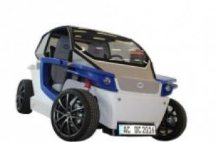 В Университете Аахена 3D-принтер напечатал электрический автомобиль всего за год