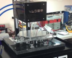 Vader Systems заявила о разработке бюджетного 3D-принтера для печати жидкими металлами