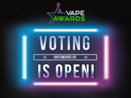 VAPEXPO MOSCOW: start of Vape Awards voting!