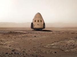 Видео: как будет проходить полет на Марс