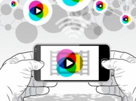 Видеореклама: статистика и тренды. Инфографика