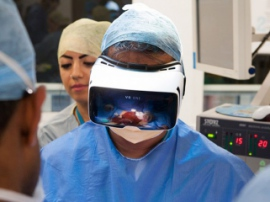 Virtual reality changes medicine: modern trends