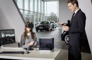 Виртуальная реальность теперь доступна и клиентам Audi