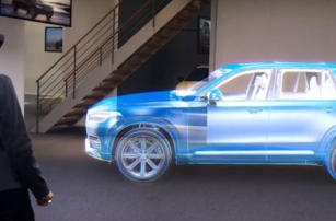 Виртуальная реальность в автосалонах будущего
