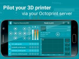 Вышла новая версия приложения Printoid для управления 3D-печатью