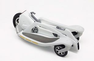 Volkswagen представил электрический скутер Last Mile Surfer