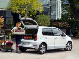 Volkswagen создал компактный электромобиль для грузоперевозок