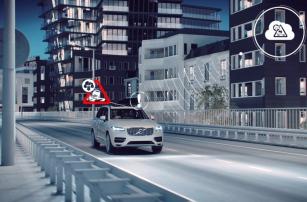 Volvo работает над облачным сервисом для автомобилей
