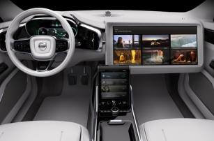 Volvo выпускает интерьер-трансформер для беспилотников