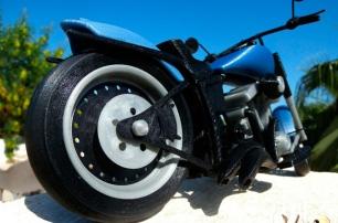 Возрождение мотоцикла при помощи 3D-печати