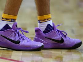 More and more NBA players choose Kobe AD Nike sneakers