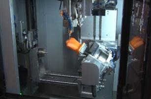 Японский 5-осевой 3D-принтер позволяет печатать сложнейшие формы