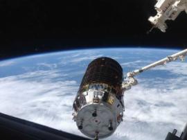 Японский космический аппарат «Конотори-6» не справился с уборкой мусора на орбите