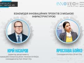 Юрій Назаров і Ярослава Бойко стануть спікерами конференції InnoTech 2017