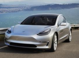 За полтора года до продаж. Что известно о Tesla Model 3