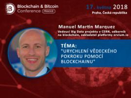 Zakladatel Orvium poví o způsobech urychlení vědeckého pokroku pomocí blockchainu