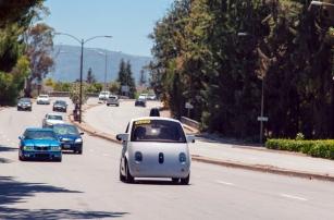 Закон для роботизированных автомобилей может помешать планам Google
