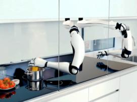 Will robots replace restaurant staff?
