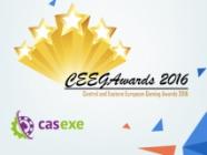 CASEXE - претендент на престижную гэмблинговую премию