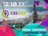 CASEXE – участник Riga Gaming Congress 2017