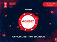 Fonbet – the official betting sponsor of RGW 2017