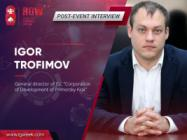Foreign investors are afraid of Russia: Igor Trofimov, General Director at the Primorsky Krai Development Corporation